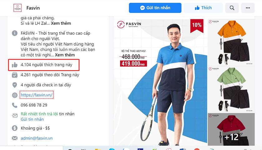 Mua like Fanpage uy tín Độc Hạc Marketing