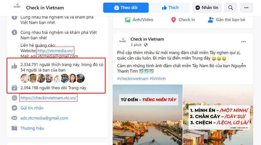 Mua like tại Tăng Like Facebook. Net