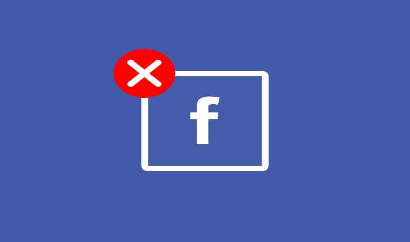 Viết sai tên Facebook