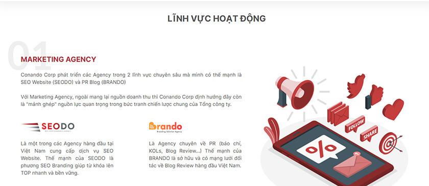 Chạy quảng cáo Facebook Đà Nẵng Conado