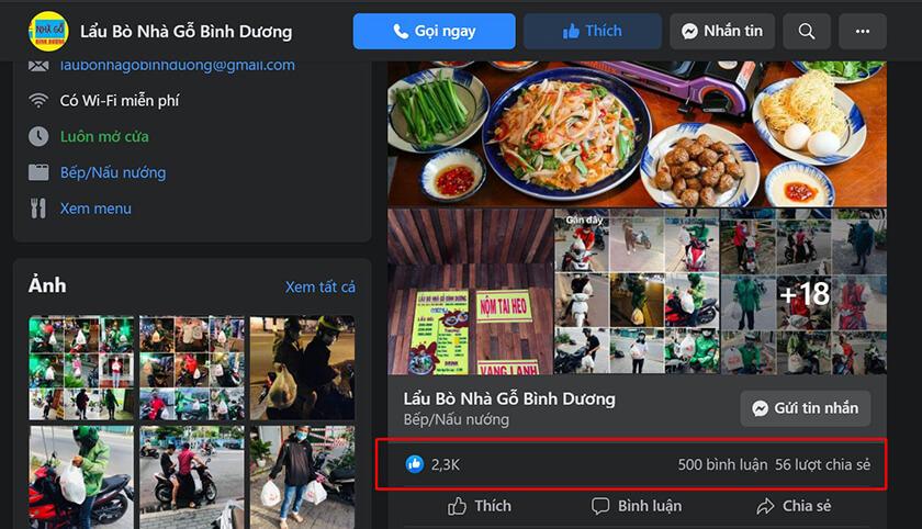 Chạy thử nghiệm quảng cáo Facebook