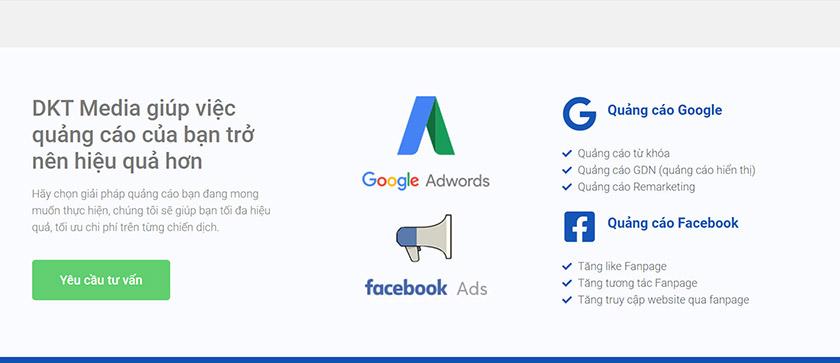 Công ty Facebook Ads DKT Media