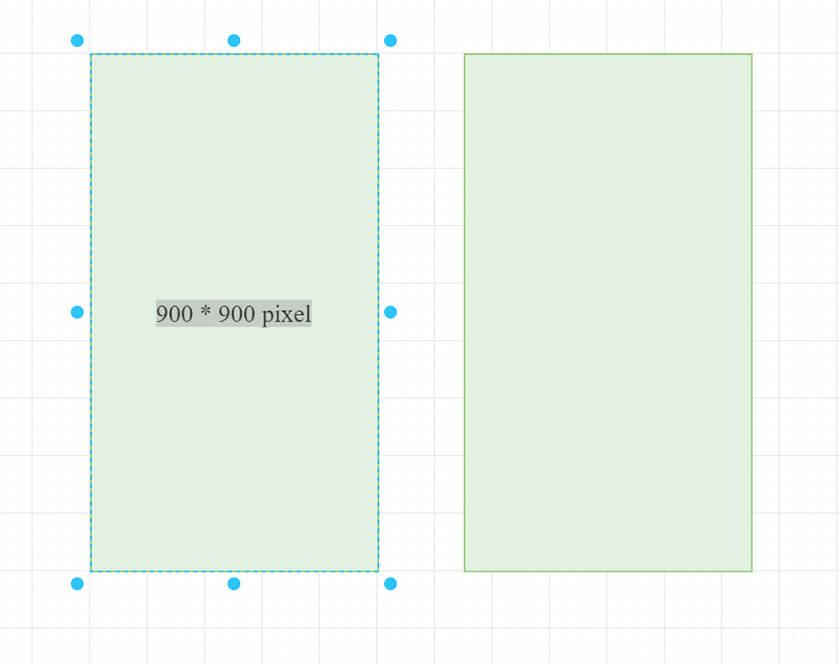 Kích cỡ ảnh quảng cáo Facebook 2 hình đứng