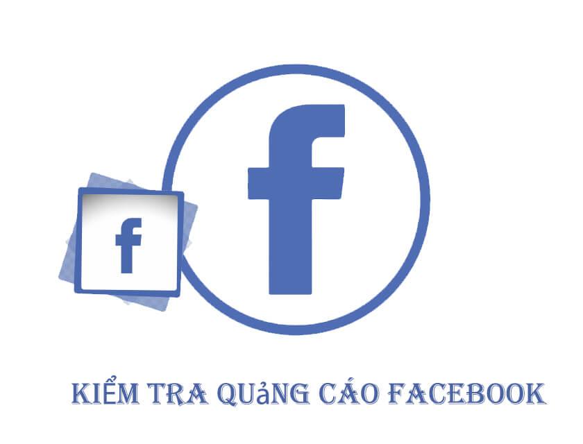 Kiểm tra quảng cáo Facebook