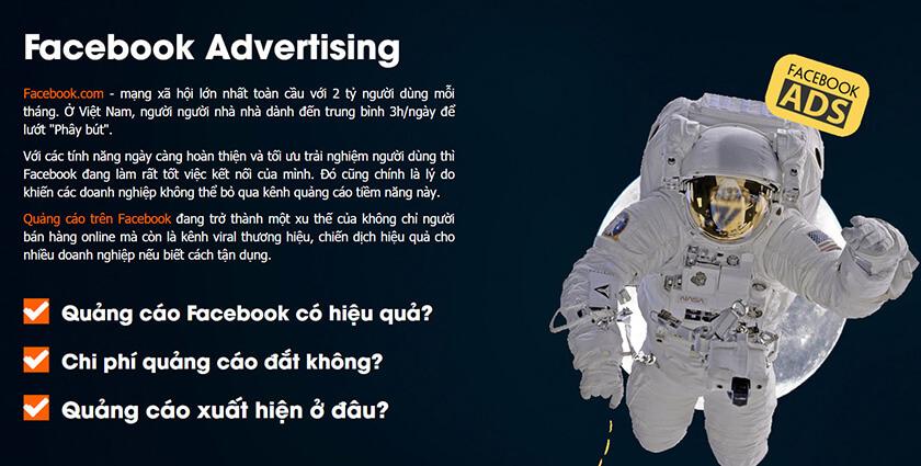 Quảng cáo Facebook Đà Nẵng Dana Seo
