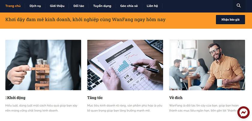 Quảng cáo Facebook Đà Nẵng WanFang