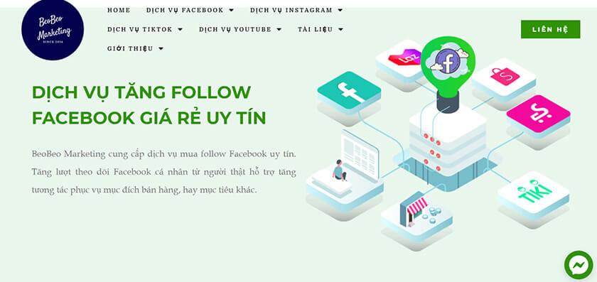 Quảng cáo Facebook tại Đà Nẵng Beo Marketing