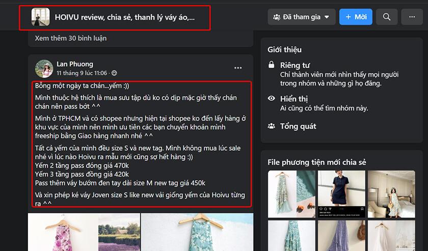 Tìm hiểu về quảng cáo group Facebook