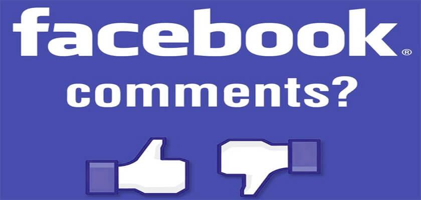 Không đọc được comment trên Facebook