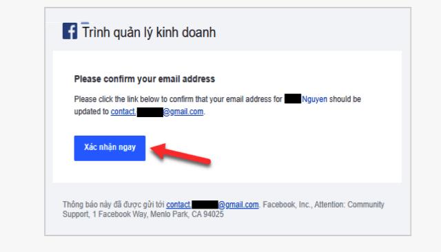 Hướng dẫn tạo tài khoản quảng cáo facebook Business