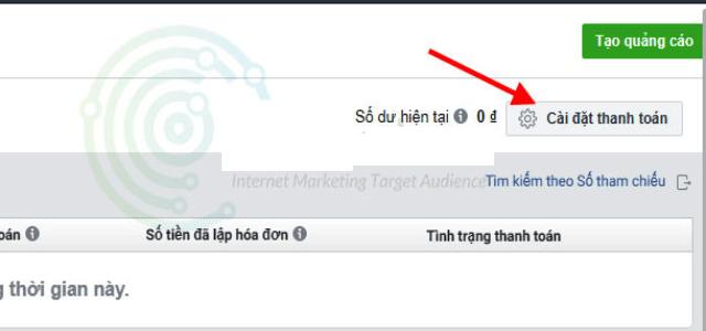 Hướng dẫn tạo tài khoản quảng cáo facebook cá nhân