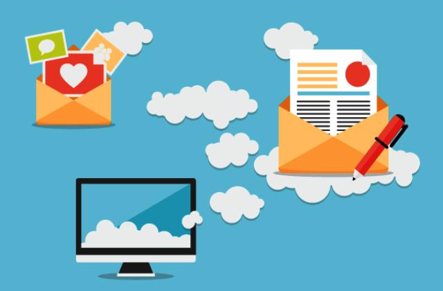 Email Marketing là phương pháp truyền thống quảng bá
