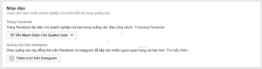 Quảng cáo bài viết trên Fanpage