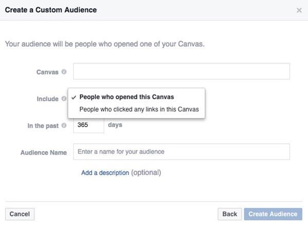 Người từng tương tác với Canva Facebook