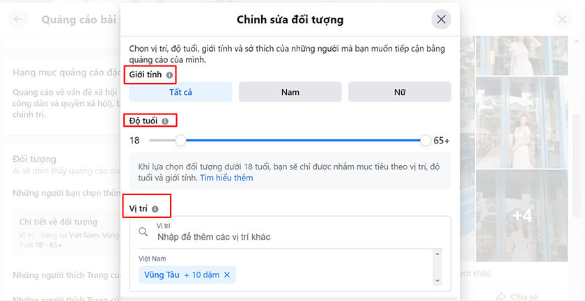 Tạo chiến dịch quảng cáo Facebook Business Manager