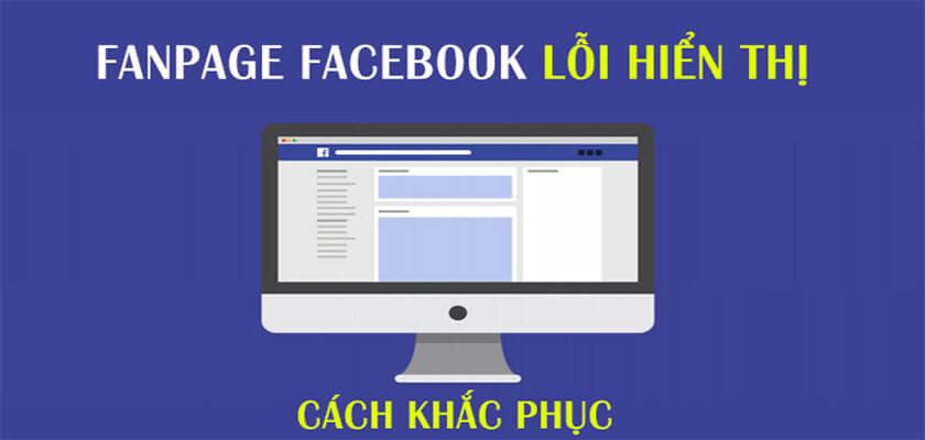 Cách khắc phục lỗi facebook hiện không có trang web này