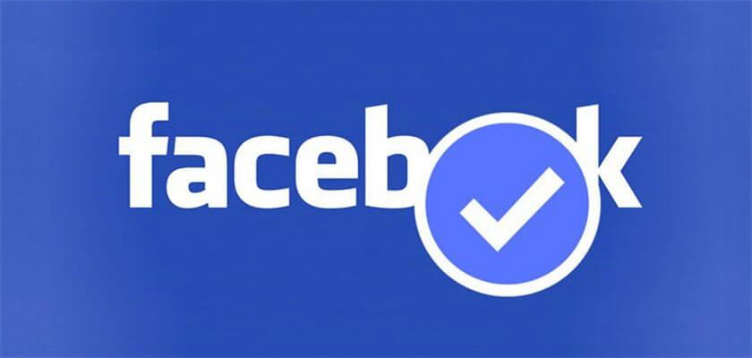 Cách tạo dấu tích xanh trên facebook