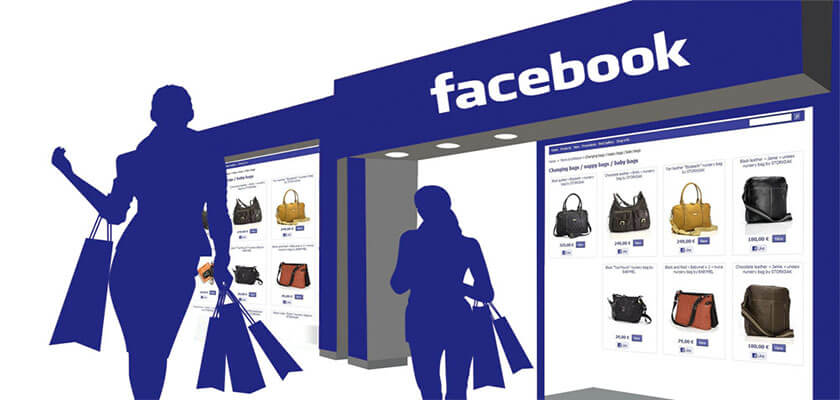 Cách thêm shop trên Facebook