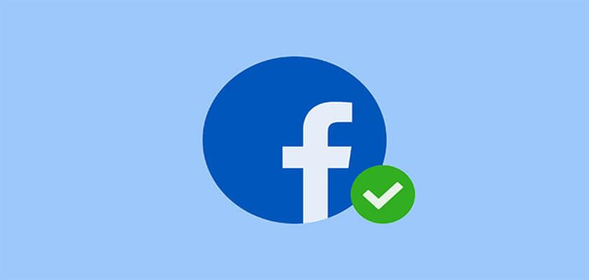 Facebook từ chối đăng ký cấp tích xanh