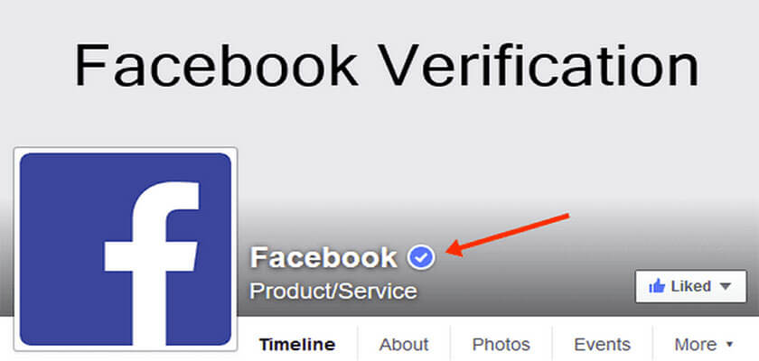 Những lưu ý khi đăng ký tích xanh Facebook