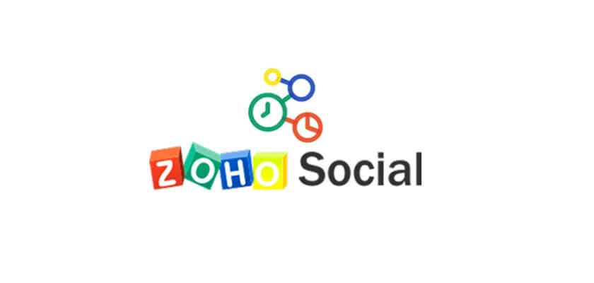 Phần mềm quản lý fanpage Zoho Social