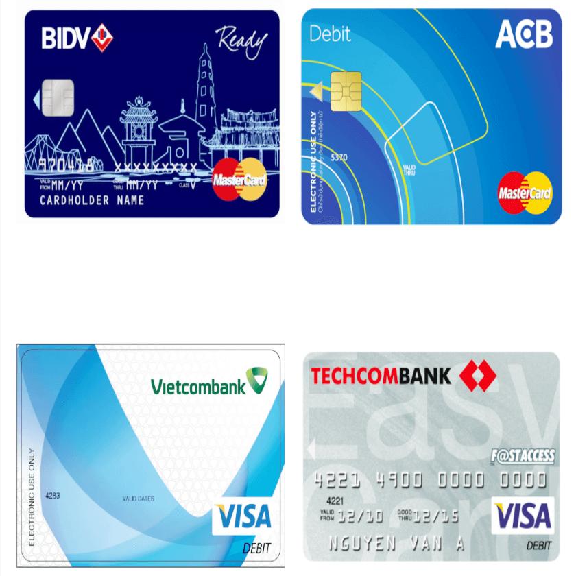 4 ngân hàng uy tín