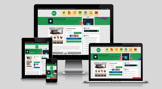 Website bán hàng chính là nền tảng khởi đầu của các doanh nghiệp